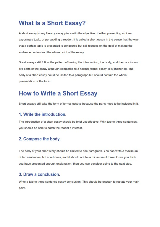 I will write articles of any kind for your research or business